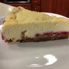 Strawberry Passion Cheesecake