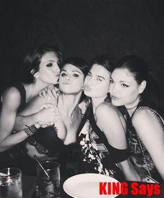 Queen Selena Gomez Instagrams nip slip - KING Says