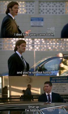 Sam and Dean :)