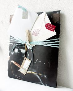 #Gift wrapping  Repin...Share...Thanks