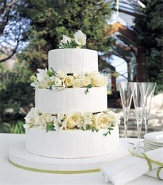 chocolate and white wedding cakes - Google Search
