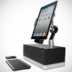 iPad Workstation by iLuv