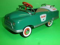 *SINCLAIR 48 1948 BMC OIL TANKER #1 PEDAL CAR