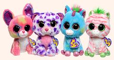 Ty Beanie Boos Coloring Pages With A Background