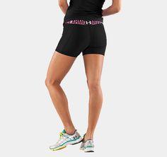 "Women's UA Block It 3"" Shorts I love this brand"