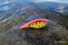 Another hand made lure for pike