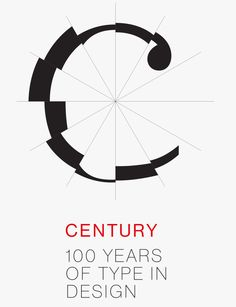 : : Century: 100 Years of Type in Design | NYCxDESIGN : :