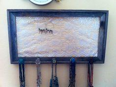 My creations on pinterest perler beads hobby lobby and for Hobby lobby jewelry holder