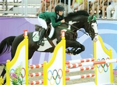 Dalma Rushdi Malhas. First Saudi female athlete to compete in Olympic competition, claiming bronze in Equestrian jumping event. 2012 Olympics will see Saudi, Qatar and Brunei to send female athletes for first time ever.