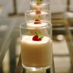 Raspberry White Chocolate Mousse food-and-drink