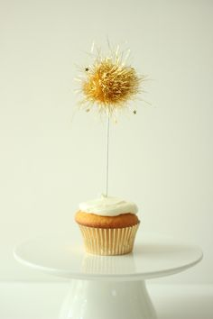 sparkler cupcake toppers are my fave