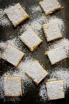 Classic Lemon Bars by joy the baker