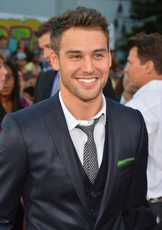 Ryan Guzman--Also known as Jake from PLL and Step Up 2