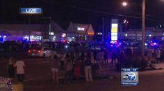 Tensions run high in Ferguson, Missouri
