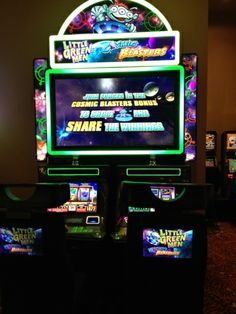 ghostbusters slot machine locations