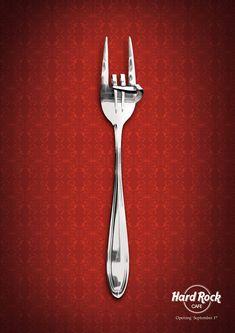 Hard Rock Café - Creative advertising