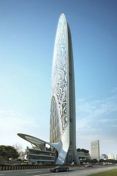 Designed by Atkins Design Studio for W Hotel Mumbai, India