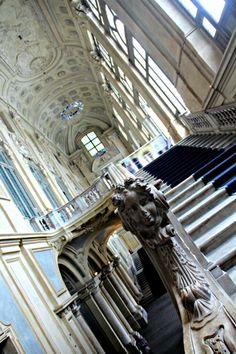 Palazzo Madama, Turin  More info here: http://teatimeinwonderland.co.uk/lang/en/2013/10/13/turin-palazzo-madama @Palazzo Madama