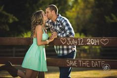 Another save the date photo!