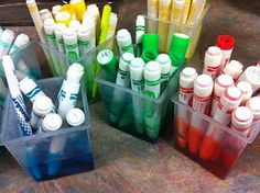 How to Re-Use those dried out markers