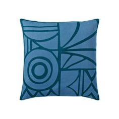 Pacific Salon Pillow Cover