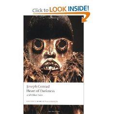 (3) Heart of Darkness, by Joseph Conrad