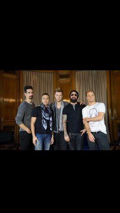 Backstreet Boys back