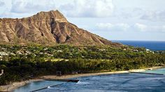 Diamond Head in Oahu...would love to go back some day