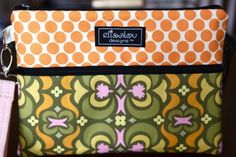 Kindle / Kindle Fire / Nook / eReader / Padded Pouch / by ElisaLou, $34.00