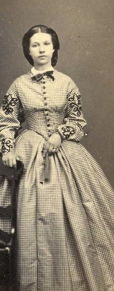 CDV Card Vintage Photo Civil War Era Scarlett OHara Type Revenue Stamp Ohio | eBay