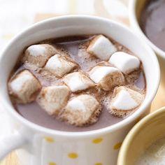 Bittersweet Hot Chocolate for crock pot