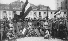 Austro-Hungarian Army - Foreign Winners of the Golden Bravery Medal 1789-1918