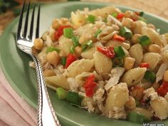 Best Ever Tuna Pasta Salad - A great bring-along for lunch!