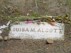 louisa may alcott, author, dreams, graveston, dresses