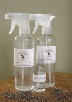 From Which Things Grow: Who Knew? How To...Lavender Mint Linen Spray