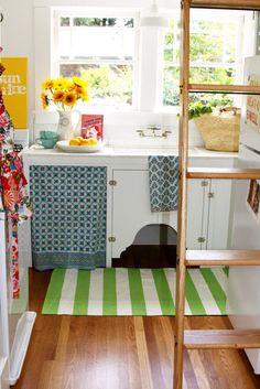 Studio Apartment - Kitchen