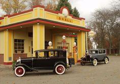 The Gilmore's Car Museum...Hickory Corners, Michigan : )