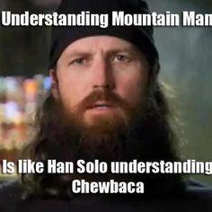 Duck Dynasty - Mountain Man