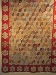 quilt exhibit, aunt