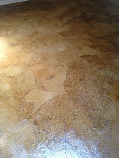 "Awesome ""paper bag"" floor <3"