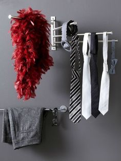 Use as drying clothes racK