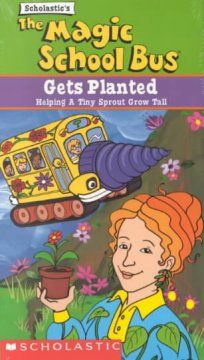 April 15, 2014. MSB Gets Planted. Ms. Frizzle turns Phoebe into a real vine to help her learn how plants eat.