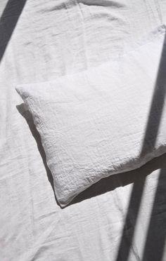 Maison de Vacances Basic Pillowcase, Blanc
