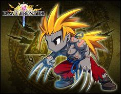 Beast Zegar, a boy found in a huge jungle in the territory of the devastated Agni Empire.