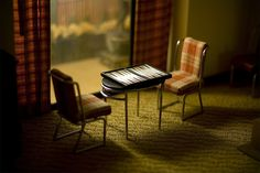 Thorne Rooms by Nate R., via Flickr