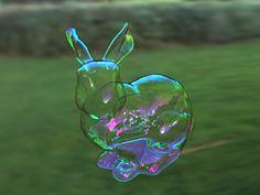 Bubble Images | Bubble Bunny - Bubble Dragon