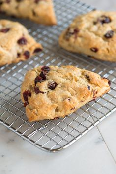 Cranberry Scones from Inspired Taste