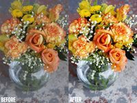 photoshop tip for flowers or anything color adob photoshop, adobe photoshop, vibrant colors, photographi idea, creat vibrant, colour photograph, vibrant photograph, photoshop tutori, photoshop element