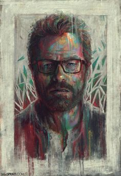 Walter White Illustrations by Sam Spratt