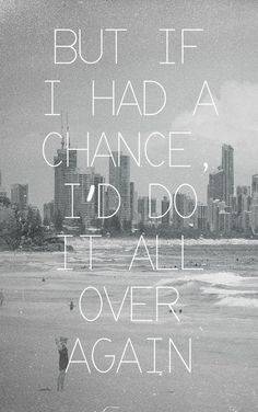 But If I Had A Chance